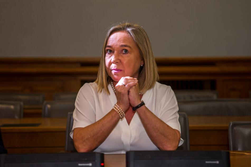Kämpft um ihre berufliche Existenz: die Leipziger Oberstaatsanwältin Elke Müssig (54).