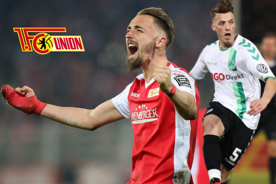 Unioner Abwehrsorgen: Startet Nicolai Rapp gegen seinen Ex-Club?