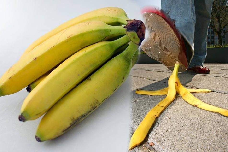 Fünf Gründe, warum Ihr die Bananenschale niemals wegwerfen solltet