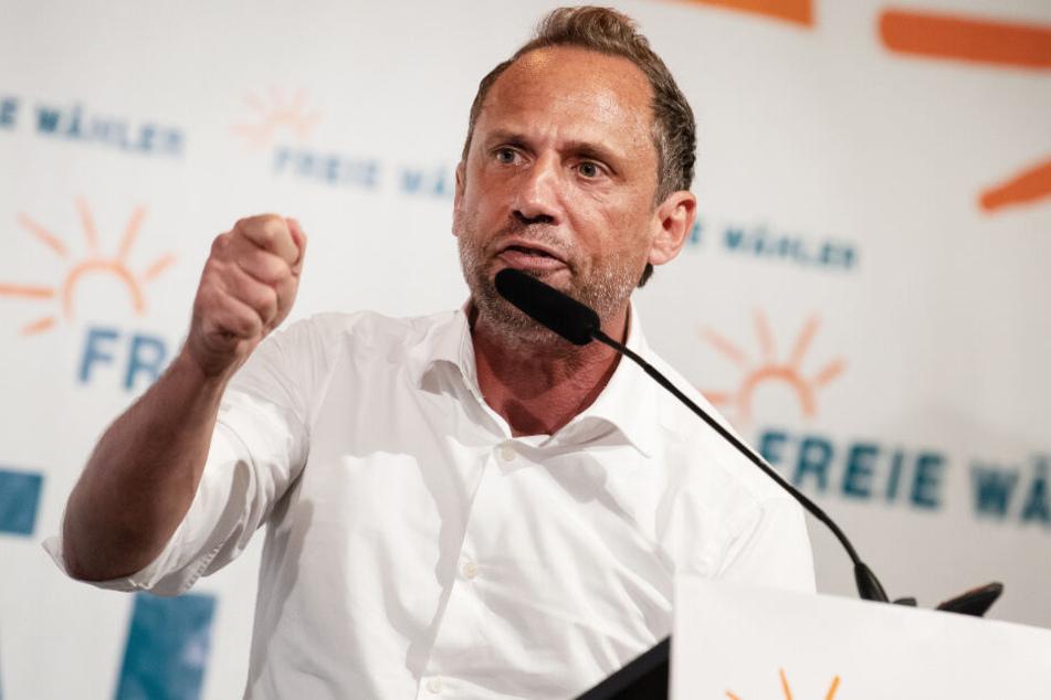 Bereitet den Freistaat auf den Ernstfall vor: Bayerns Staatsminister für Umwelt- und Verbraucherschutz Thorsten Glauber (Freie Wähler).