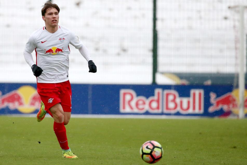 Anthony Barylla wechselt von RB Leipzig II zum FSV.
