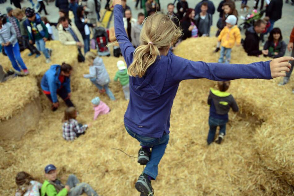 Der Feiertag für die Kinder ist jetzt offiziell auch für die Erwachsenen frei.