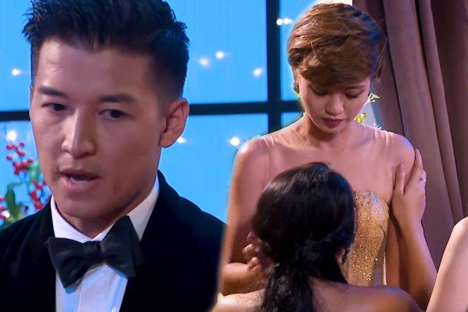 Bachelor Quoc Trung weiß nicht, wie ihm geschieht.