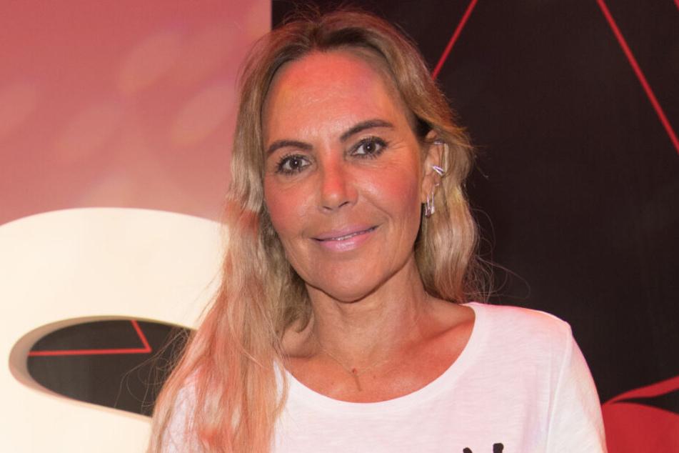 Natascha Ochsenknecht wurde erst im September operiert.