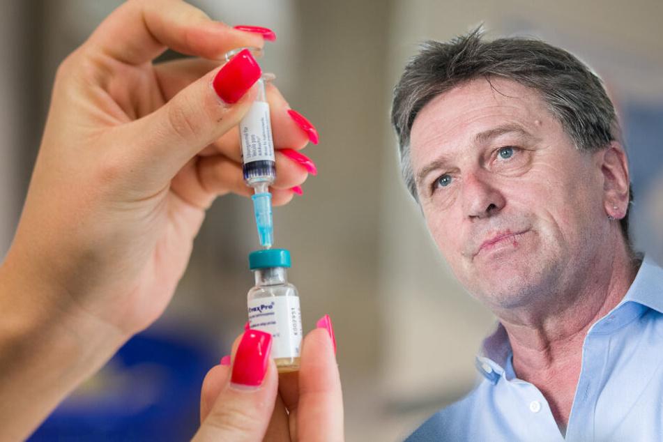 Kommt die Impfpflicht gegen Masern auch in Baden-Württemberg?