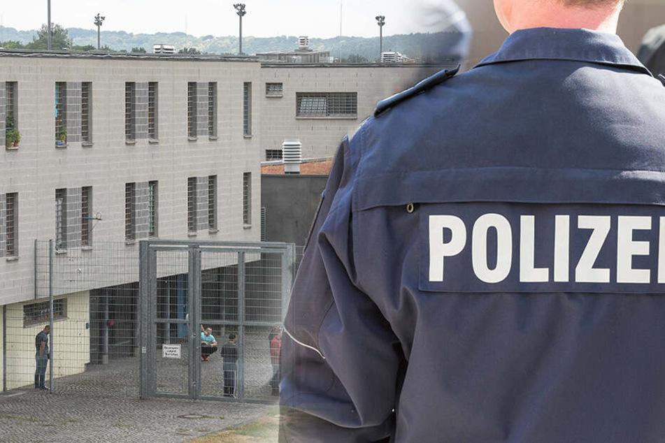 Ausländische Häftlinge angegriffen? Dresdner JVA suspendiert mehrere Justizbeamte