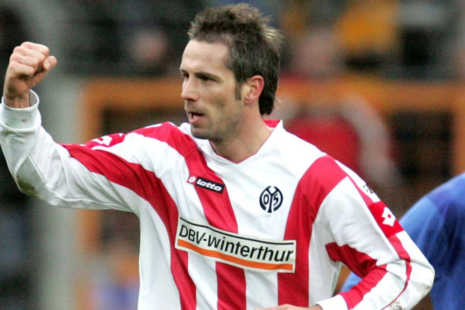 Spielte als aktiver Profi unter anderem bei Mainz 05 und stieg 2004 unter Trainer Jürgen Klopp in die Bundesliga auf: Marco Rose.