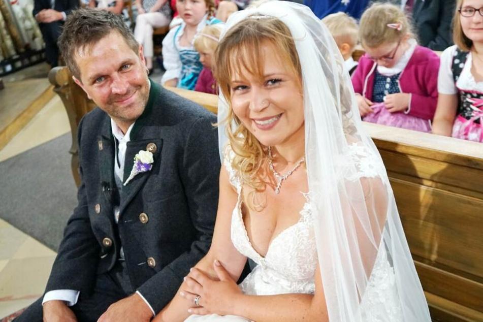Stephan und Steffi heiraten am Sonntag in der Show.