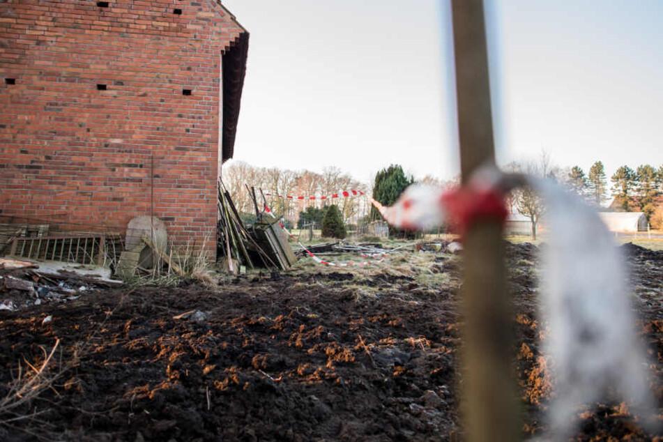 Drei Männer wurden um die Höfe herum brutal ermordet.