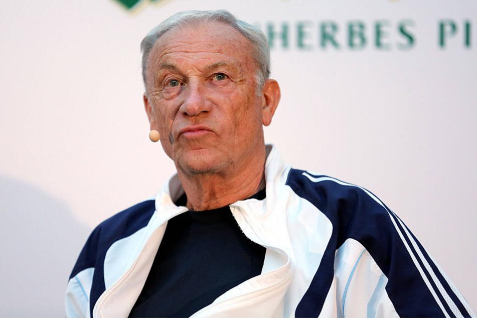 Eduard Geyer arbeitete als Dynamo-Coach, war aber auch für die Stasi tätig.