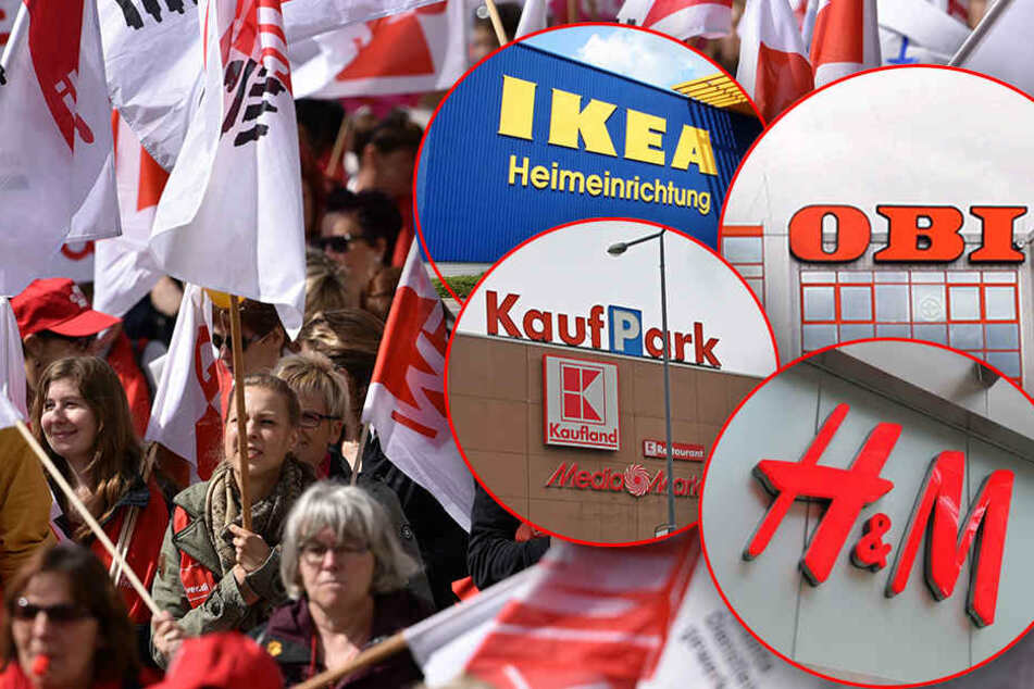 Am Sonnabend droht der Mega-Streik in Dresden.