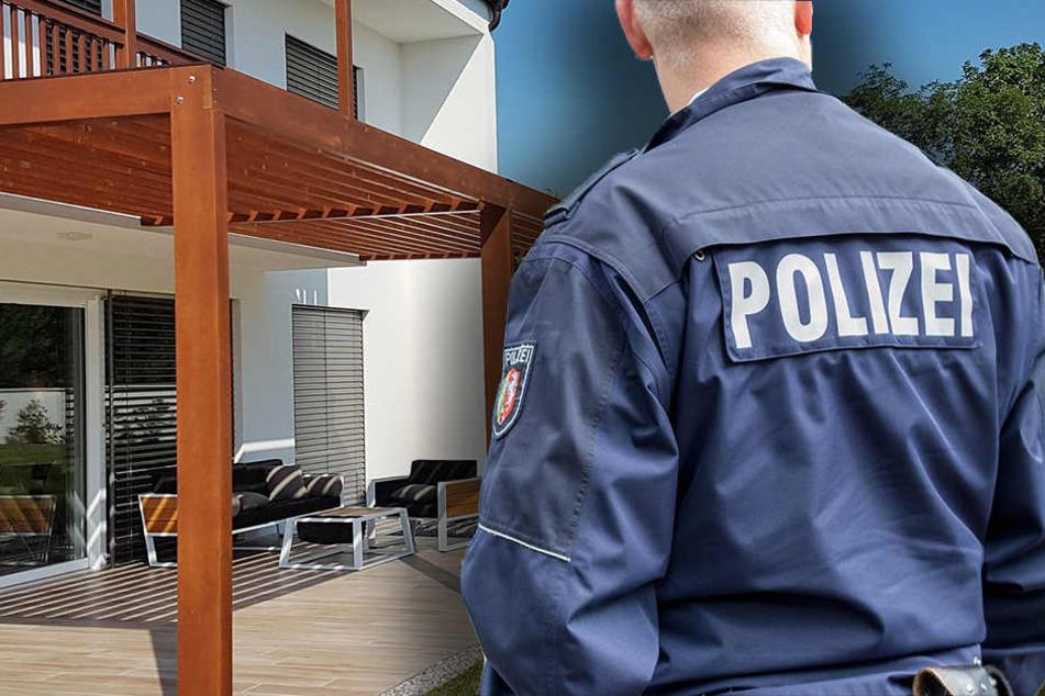 Mit einem Sprung aus 2,50 Metern erhoffte sich der 23-Jährige wohl, dass er vor der Polizei flüchten kann. (Symbolbild)