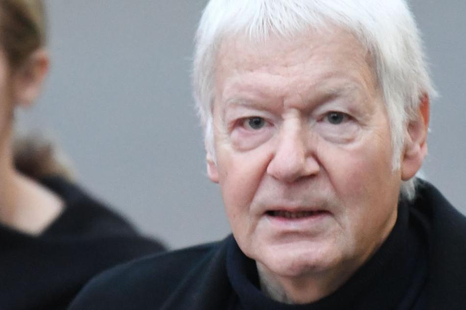 Wie wird das Urteil gegen Anton Schlecker (Bild) ausfallen? Am Montag wird es vorm Stuttgarter Landgericht verkündet.