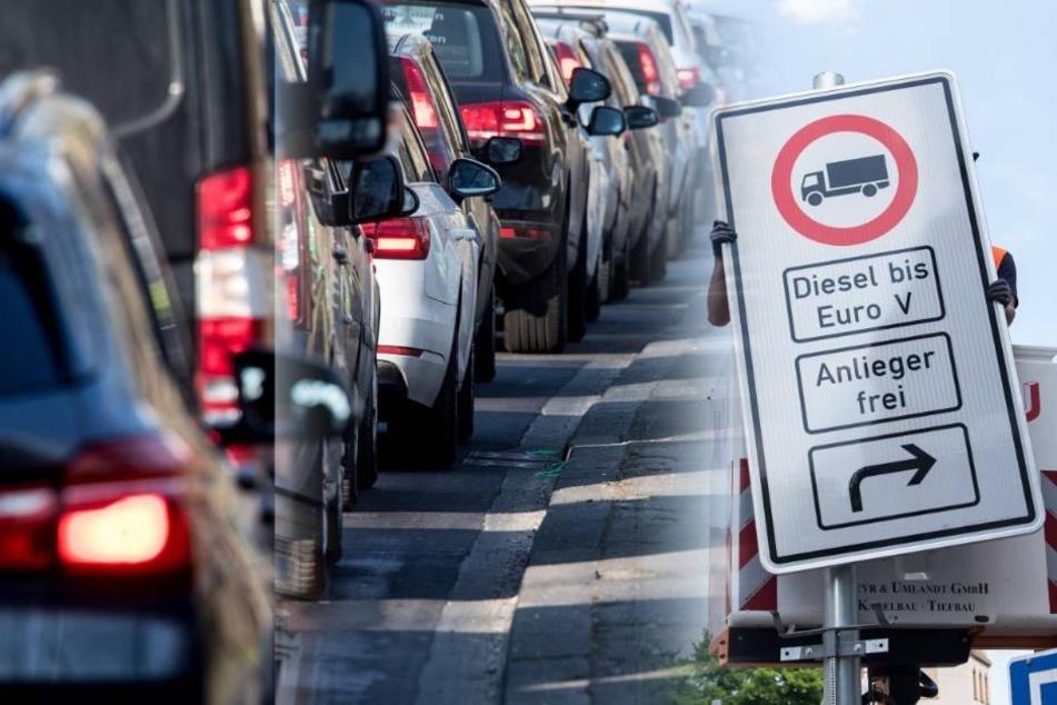 Entscheidung: Verbot für alte Diesel in Köln und Bonn ab 2019!