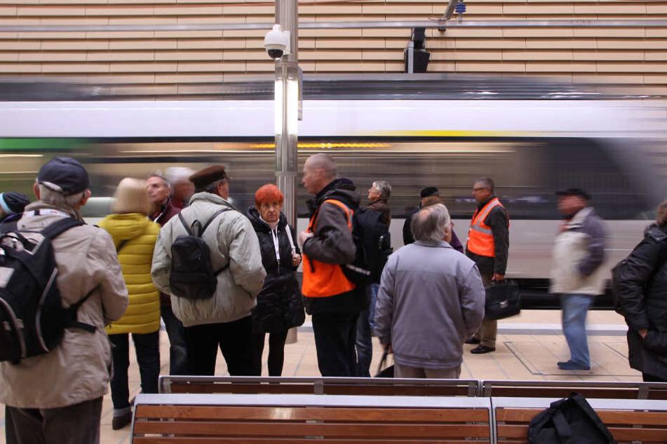 Pendler in Leipzig aufgepasst: Bauarbeiten sorgen für S-Bahn-Chaos!