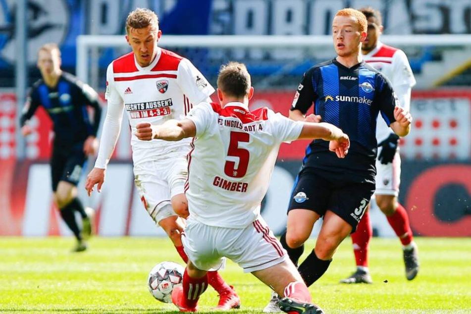Gegen den FC Ingolstadt bereitete Sebastian Vasiliadis einen Treffer vor.