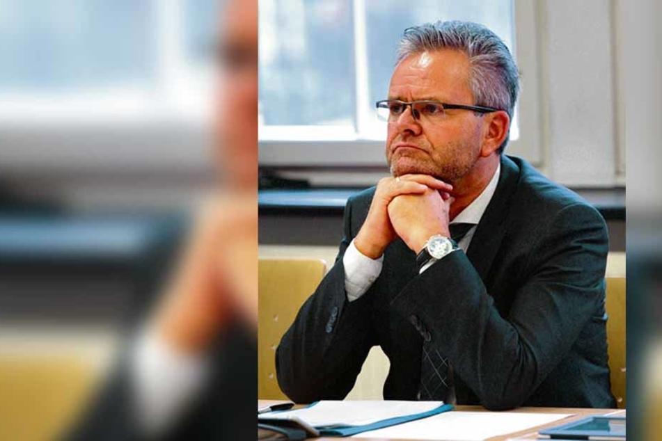 Fordert Einbeziehung der Anlieger: Tino Fritzsche (CDU, 57).