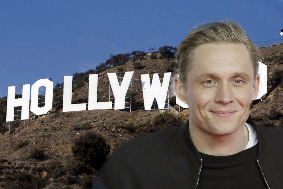 Matthias Schweighöfer ist von Hollywood fasziniert, muss dort aber nicht arbeiten. (Bildmontage)