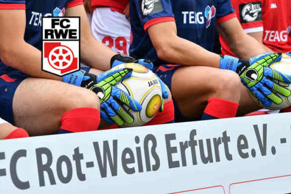 Rot-Weiß Erfurt ist endgültig aus der Regionalliga verschwunden
