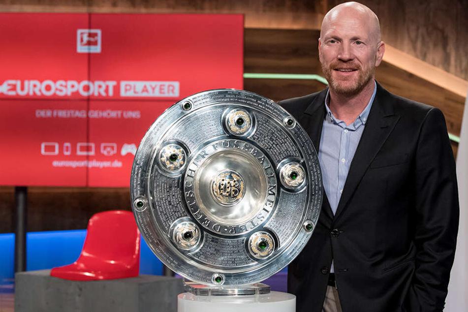 Matthias Sammer war bis zum Ende der abgelaufenen Saison Experte in der Spiel-Analyse bei Eurosport.