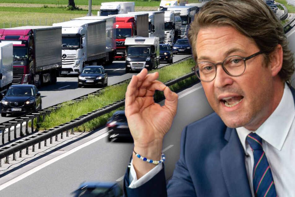 Blockabfertigung? Andreas Scheuer: Auch Italien will gegen Österreich Klage einreichen