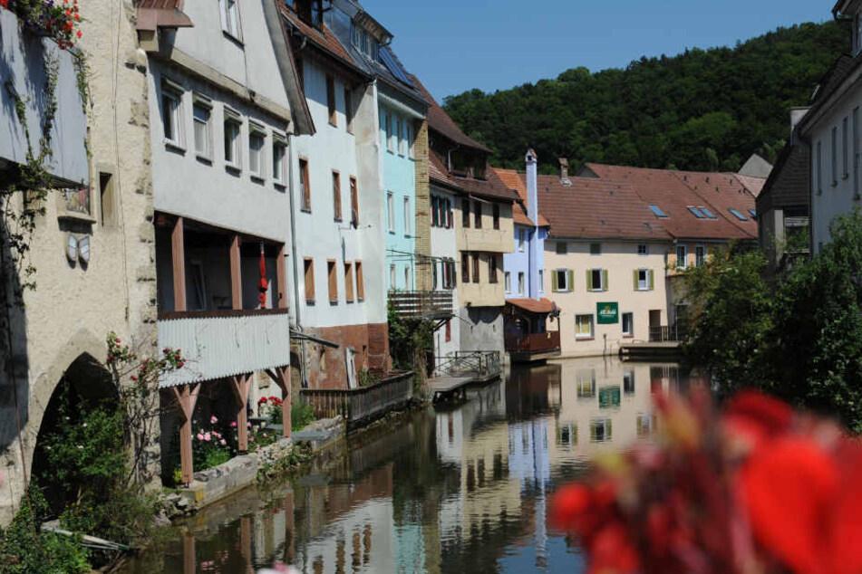 Horb am Neckar: Der Tatverdächtige lebte in der Stadt.