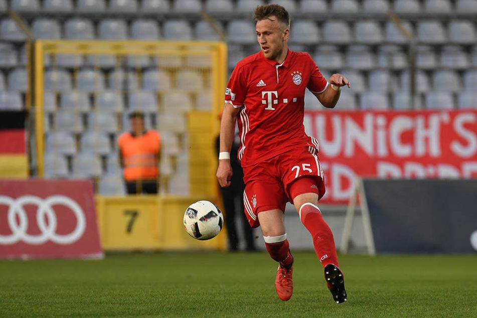 Der 22-Jährige soll die Defensive des SC Paderborn verstärken.