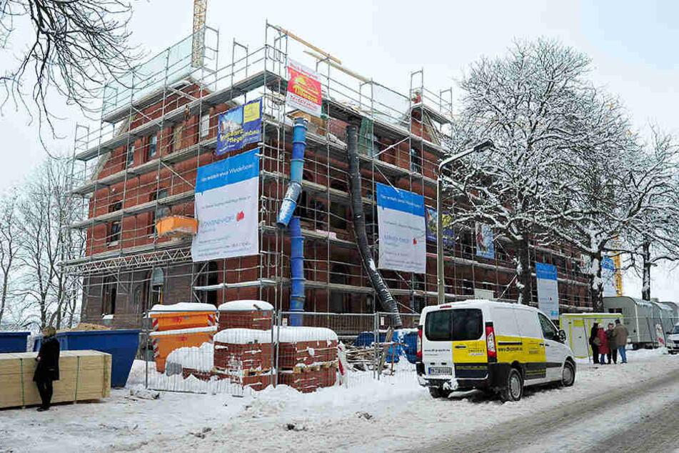 Neben den Pflegeplätzen entstehen im Katharinenhof auch 100 neue Arbeitsplätze.