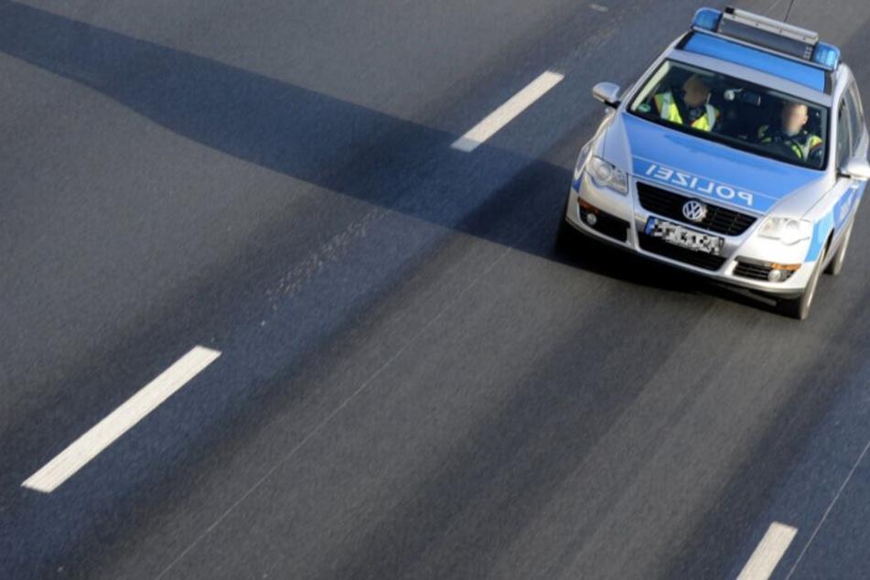 Erst als der Mann aus dem Wagen ausgestiegen war, konnten die Beamten der Polizei ihn schnappen.
