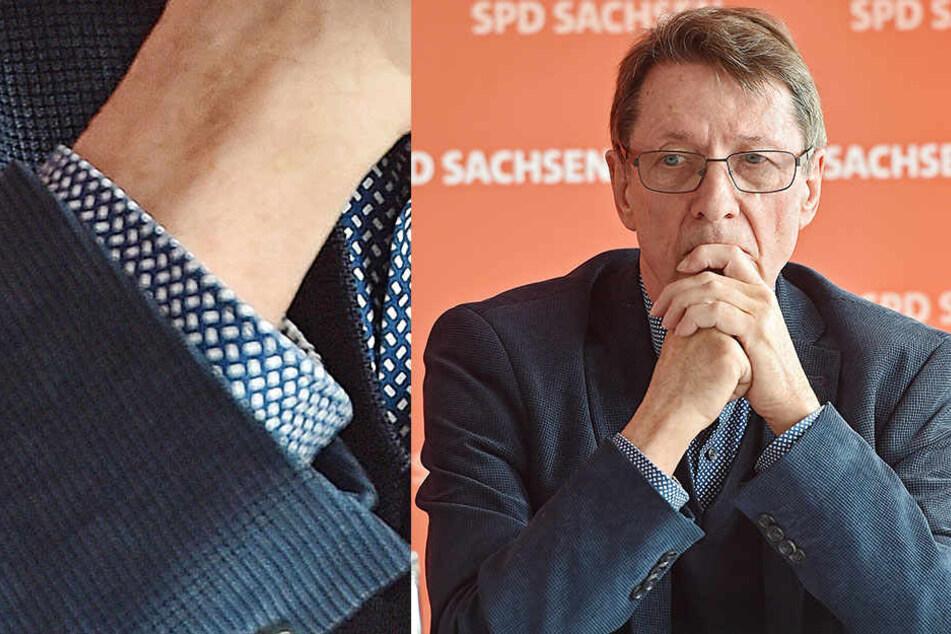 Kopf der SPD-Kommission: Ex-Innensenator Ehrhart Körting (75, SPD).