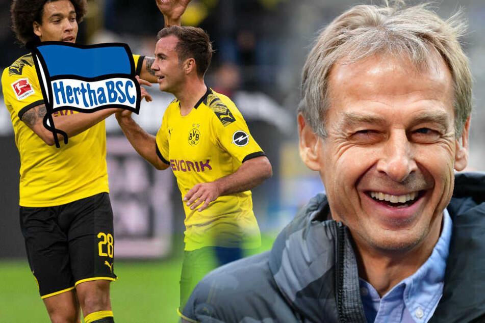 BVB-Götze zu Hertha? Klinsmann dementiert Gerüchte nicht!