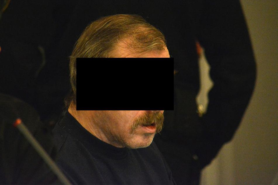 Helmut S. (61) soll die Vogtländerin Heike Wunderlich vor rund 30 Jahren ermordet haben.