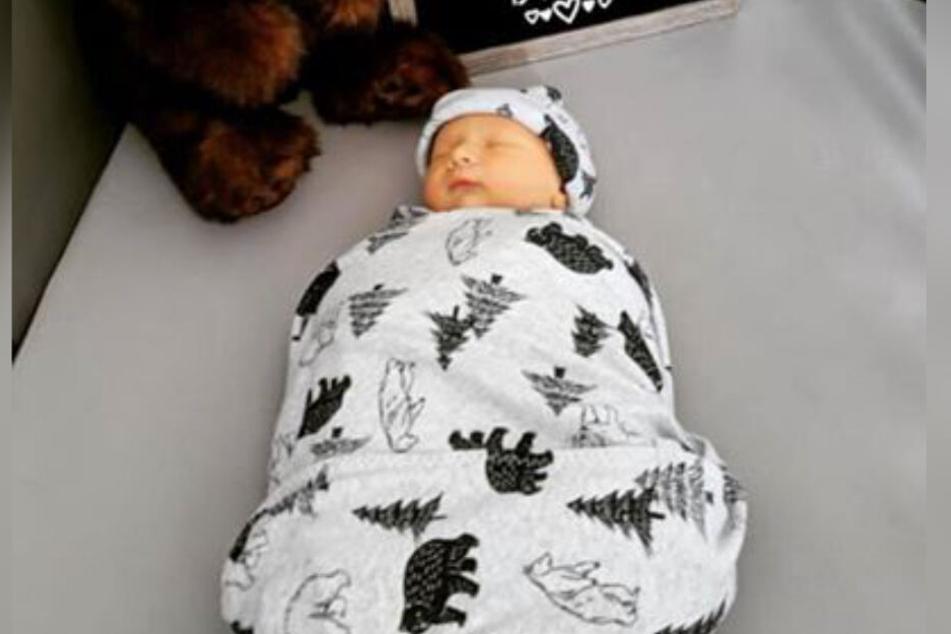 Garret Rivera wurde am 22. August geboren.
