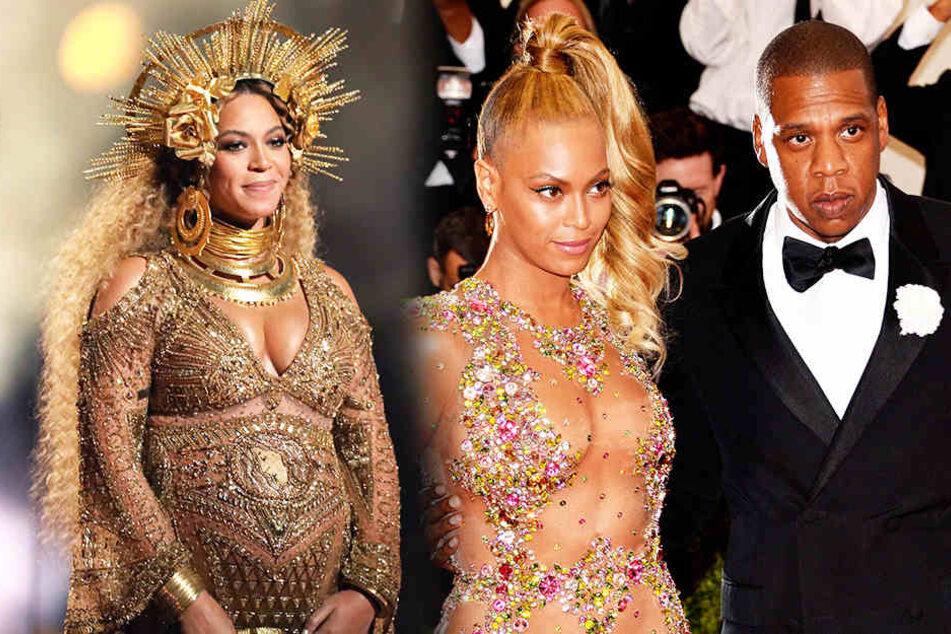 Beyoncé und Jay-Z sind nun Dreifacheltern.