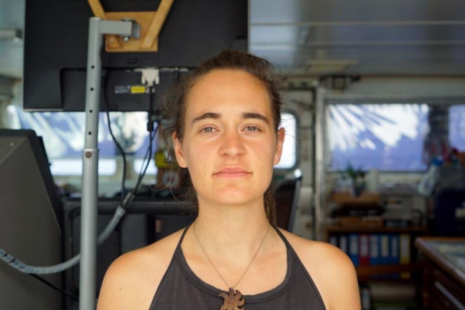 """""""Sea Watch 3""""-Kapitänin Carola Rackete ist inzwischen wieder frei."""