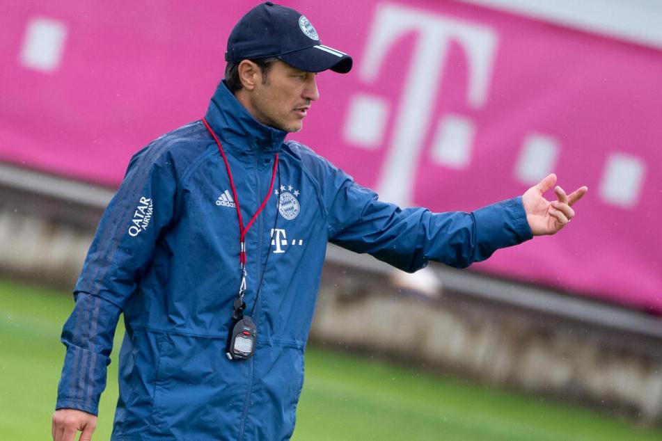 Niko Kovac, Trainer des FC Bayern München.