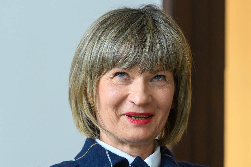 Oberbürgermeisterin Barbara Ludwig (57, SPD) hat in Chemnitz einen ganz persönlichen Lieblingsort.