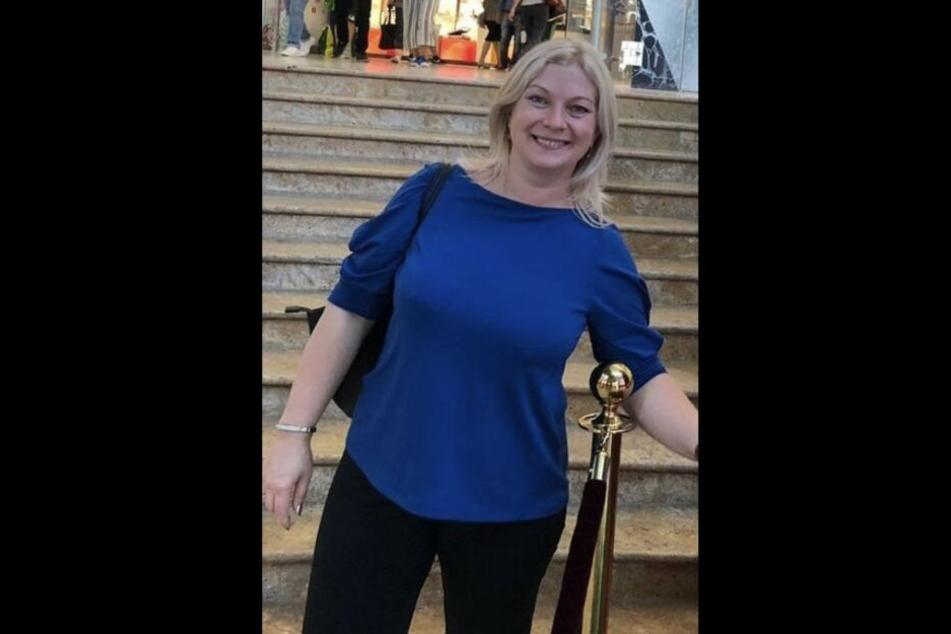 Maria Gerzuski (41) wird seit Samstag vermisst.