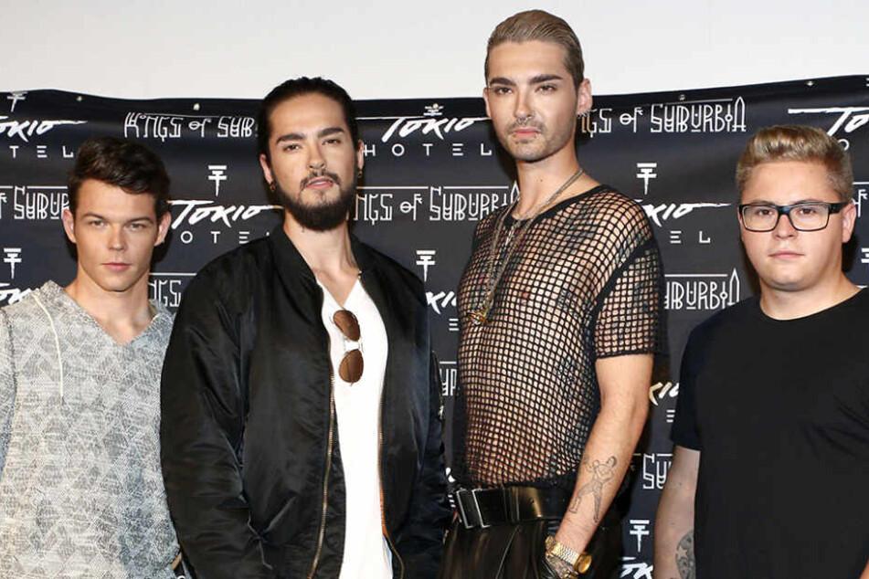 """""""Durch den Monsun"""" war gestern! Das sind die neuen Songs von Tokio Hotel"""