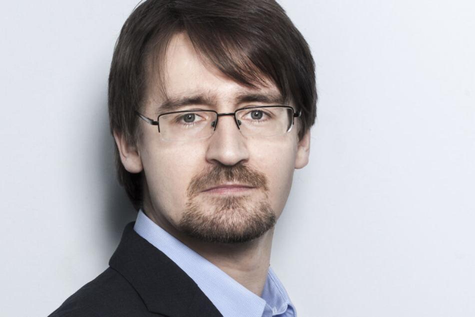 """Soziologe Ulrich Weiser (39): """"Chemnitz hängt zurück."""""""