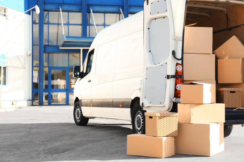 Ist ein Transporter nötig, sollte der rechtzeitig bestellt werden.