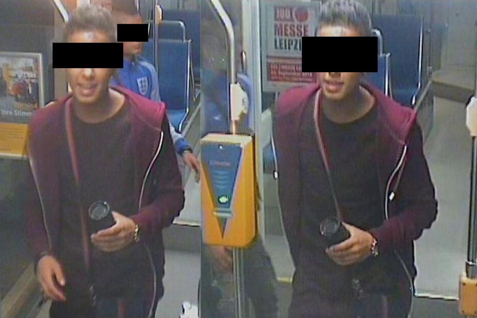Täter Nummer 2: In seiner Umhängetasche haben sich mehrere Mobiltelefone befunden.