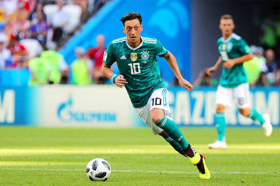 Uli Hoeneß konnte mit dem Spielertypen Mesut Özil laut Karl-Heinz Rummenigge wohl noch nie viel anfangen.
