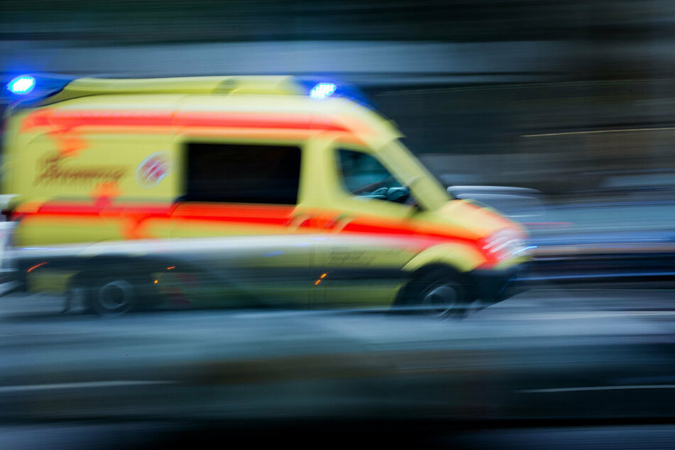 Der Radfahrer verunglückte bei dem Unfall tödlich.
