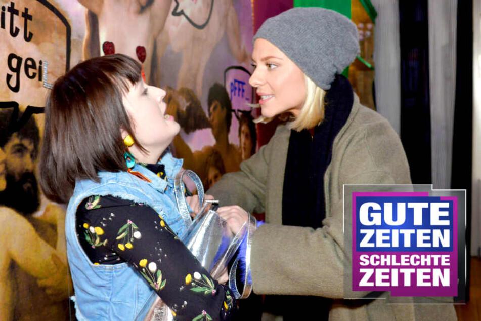 Stalker-Drama bei GZSZ: Wann eskaliert die Situation?