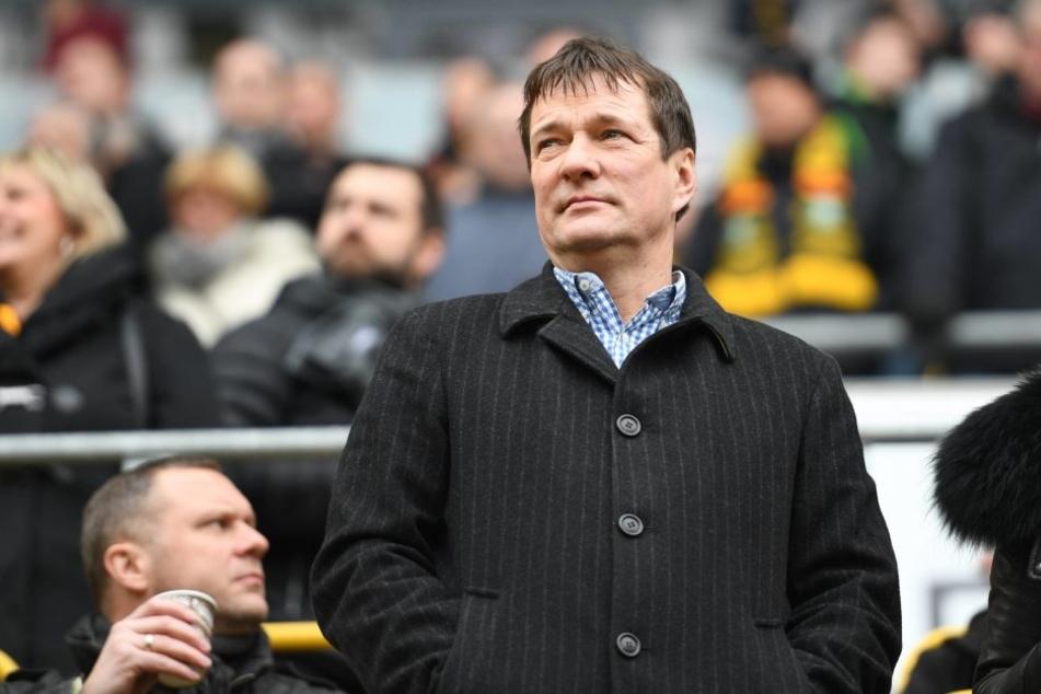 Torsten Gütschow (54) wird neuer Trainer bei Budissa Bautzen.