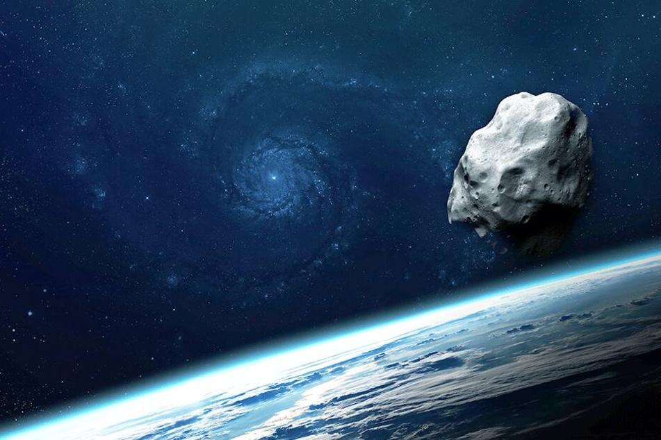 Gefahr aus dem All gebannt: Riesen-Asteroid verfehlt die Erde knapp