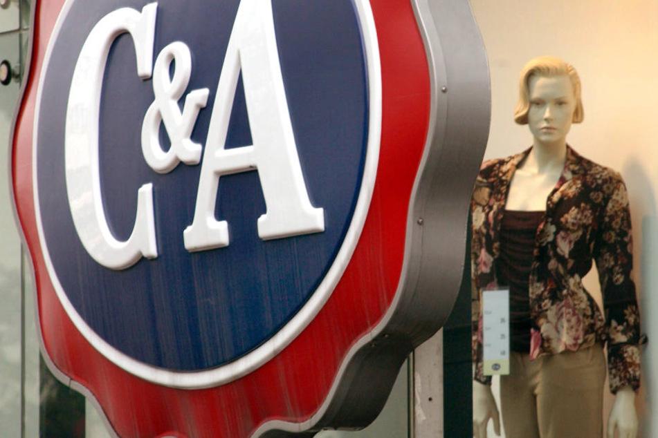 Die Modekette C&A hat ihren Sitz in Düsseldorf.