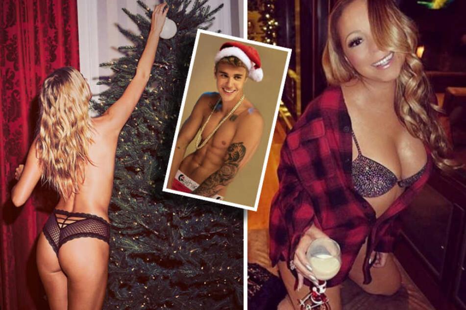 weihnachtsgrüße erotisch