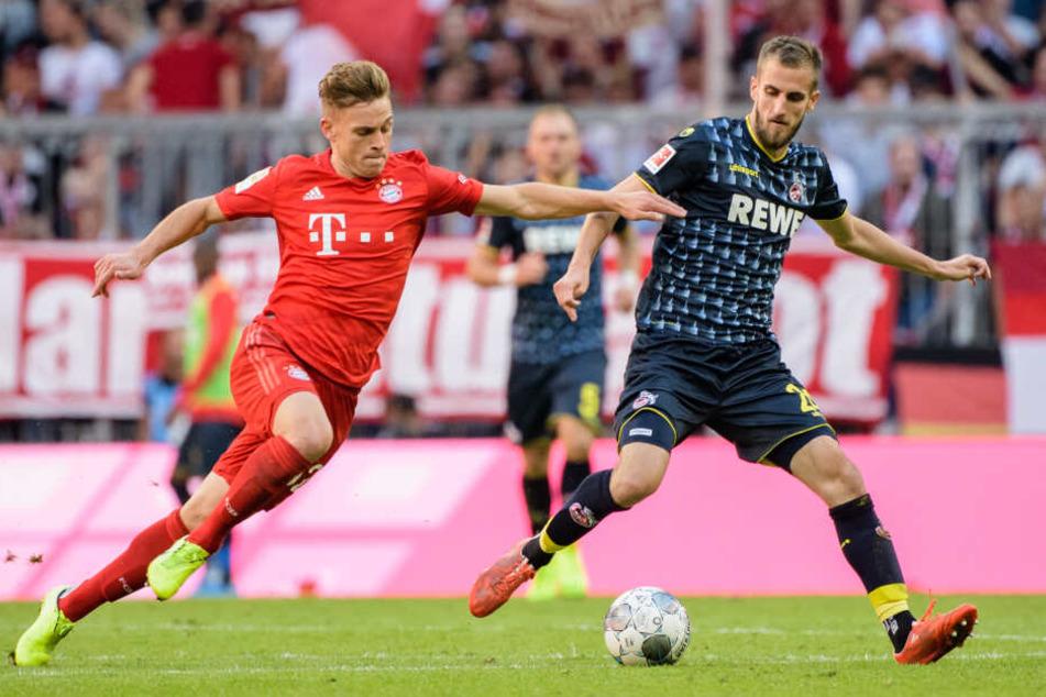 Dominick Drexler (29) steht nach seiner Verletzung vor dem Comeback für den 1. FC Köln.